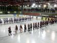 Latvijas U-18 izlases pārbaudes spēles Tukumā