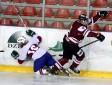 Latvija U-18 - Norvēģija U-18 6:5, labākie spēles momenti