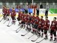 Latvijas U-16 izlase ar 7:3 uzveic Francijas hokejistus