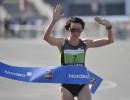 Prokopčuka uzvar pusmaratonā, Žolnerovičs piektais maratonā