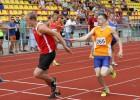 Foto: Valmieras vieglatlētu starti un medaļas Latvijas čempionātā