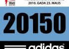 """Braucot uz """"Nordea Rīgas maratonu"""" ar vilcienu, biļetes vietā varēs uzrādīt dalībnieka starta numuru"""