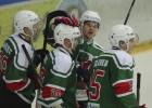 """Hokeja klubs """"Liepāja"""" nosauc oktobra labāko spēlētāju komandā"""