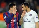 Pēc spēles Barselonā sadurti divi PSG atbalstītāji