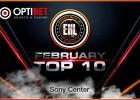Video: Entuziastu Hokeja Līgas februāra TOP 10 video momenti