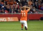 """Situācija grupās: """"Euro2016"""" bez Holandes, bet ar Velsu, Ziemeļīriju un Albāniju?"""