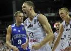 Latvija atspēlē 16 punktu starpību un brauc uz Lilli