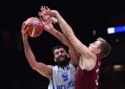 Latvija nenosargā 17 punktu pārsvaru un zaudē grieķiem