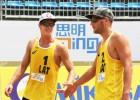 Finsters un Točs pārvar kvalifikāciju, Ķīnā trīs Latvijas dueti
