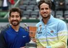 "Lopesi iegūst Spānijai dienas otro ""French Open"" titulu"
