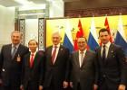 """Pekinas """"Kunlun Red Star"""" varētu ciemoties Kazahstānā"""