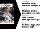 """""""Sporta Avīzes"""" jūlija numurs šovasar sit"""