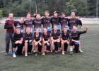 Salaspilieši nosargā Latvijas čempionu titulu