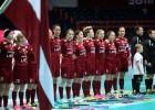 Sieviešu izlase sākusi gatavošanos PČ kvalifikācijas turnīram