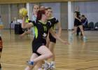 Salaspils sporta skolas handbolistēm otrā uzvara