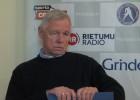 """Video: Haralds Vasiļjevs: """"Mēs nebijām uz laukuma, bijām vēl Jaungada svinībās"""""""