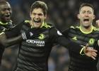 Alonso divi vārti, ''Chelsea'' neatstāj cerības Lesterai