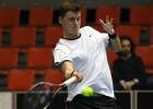 """Podžus uzvar 10 geimos pēc kārtas pret """"Australian Open"""" junioru čempionu"""