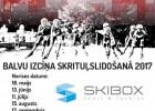 """Olimpietis Silovs startēs """"Skibox balva"""" skrituļslidošanā 1.posmā"""