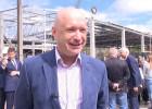 """Video: Ilvis Pētersons: """"Pateicoties infrastruktūrai, Liepājā varēs rīkot starptautiskus turnīrus"""""""