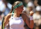 "Ostapenko ""French Open"" finālā spēkosies ar galveno favorīti Halepu"