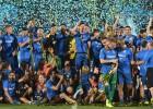 ''Getafe'' atgriežas ''La Liga'', Barselonas B komanda - otrajā divīzijā