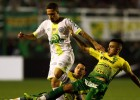 ''Chapecoense'' gadu pēc traģēdijas apbrīnojami nodrošina vietu ''Copa Libertadores''