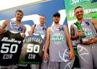 """Četrām Latvijas 3x3 basketbola komandām godalgotas vietas """"Tallinn Open"""""""