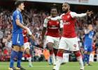 """Fantastiskā Premjerlīgas atklāšanā """"Arsenal"""" septiņu vārtu trillerī uzvar Lesteru"""