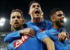 """""""Napoli"""" un """"Juventus"""" uzvaras, Romas klubi zaudē punktus"""