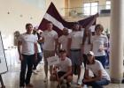 Latvijas sportisti veiksmīgi startē Rīga notiekošajā Eiropas čempionātā veikbordā