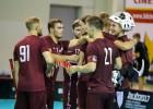 Latvijas izlases kandidātiem četru dienu treniņnometne