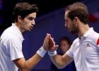 Francija ar uzvaru dubultspēlē tuvojas Deivisa kausa titulam