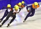 Šorttrekists Krūzbergs paliek uzreiz aiz pasaules čempionāta pusfināla