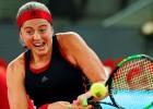 """Treneris: """"Ostapenko sevī iemieso visu jauno un agresīvo tenisa paaudzi"""""""