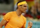 Romas pirmajā pusfinālā Nadala un Džokoviča duelis