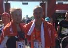 Ar jaunu Rīgas maratona rekordu uzvar etiopietis Ajana, Žolnerovičam septītā vieta
