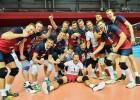 Latvijas izlase volejbolā dodas uz divām spēlēm Daugavpilī