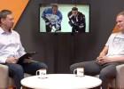 Video: Rodrigo Ābols par karsto PČ, spēli bez ripas, zviedra frizūru, dēla privilēģiju