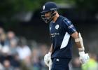 Pirmo reizi kopš 2015. gada starptautiskā kriketa spēle noslēdzas neizšķirti