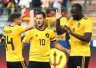 Beļģijai iespēja ieskrieties pret Panamu, angļiem spēle pret Tunisiju