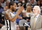"""""""Spurs"""" treneris Popovičs Kalifornijā ticies ar maiņu pieprasījušo Lenardu"""