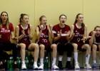 U16 meitenes izcīna 27 bumbas uzbrukumā, tomēr piekāpjas Polijai