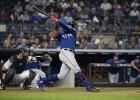 """Guzmana trīs """"Home run"""" palīdz sakaut """"Yankees"""", """"Red Sox"""" uzvar ar 19:12"""