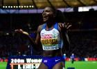 Ašere-Smita triumfē arī 200 metros, polim Kščotam trešais Eiropas tituls pēc kārtas