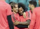 """Tallinā pasaules futbola zvaigznes """"Real"""" un """"Atletico"""" cīņā sadalīs UEFA Superkausu"""