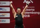 Irānis Moradi labo vecāko pasaules rekordu svarcelšanā