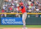 """Kārpenters atkārto MLB rekordu, """"Cardinals"""" sagrauj """"Rockies"""""""