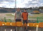 Ļebedevs soli no uzvaras Nice līgas finālā, jaunie spīdvejisti izceļas Polijā un Somijā