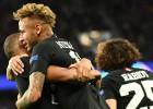 """Neimāram """"hat-trick"""" PSG graujošā uzvarā, """"Schalke"""" izrauj uzvaru Maskavā"""